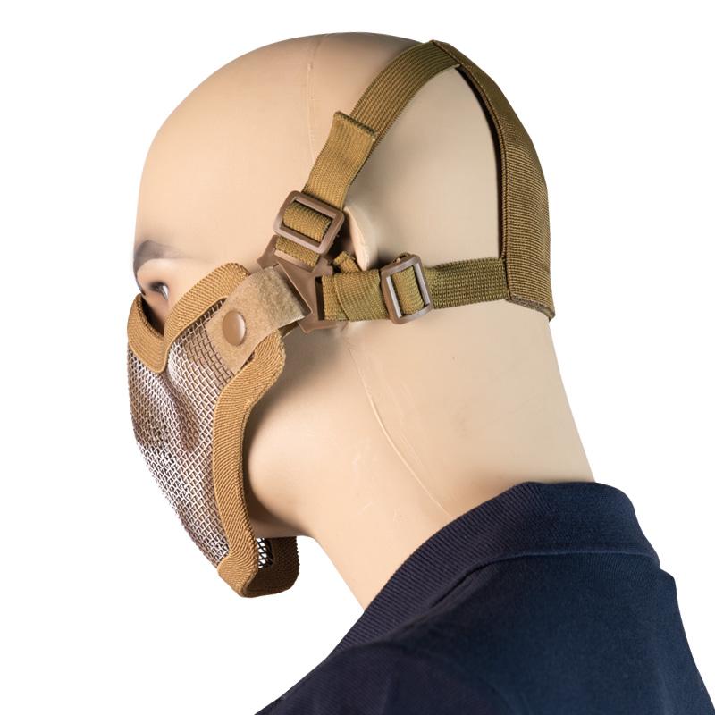 ASES TACTICAL - Ases Tactical Maske Ağız Korumalı (1)