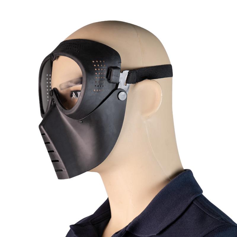 ASES TACTICAL - Ases Tactical Maske Yüz Korumalı (1)