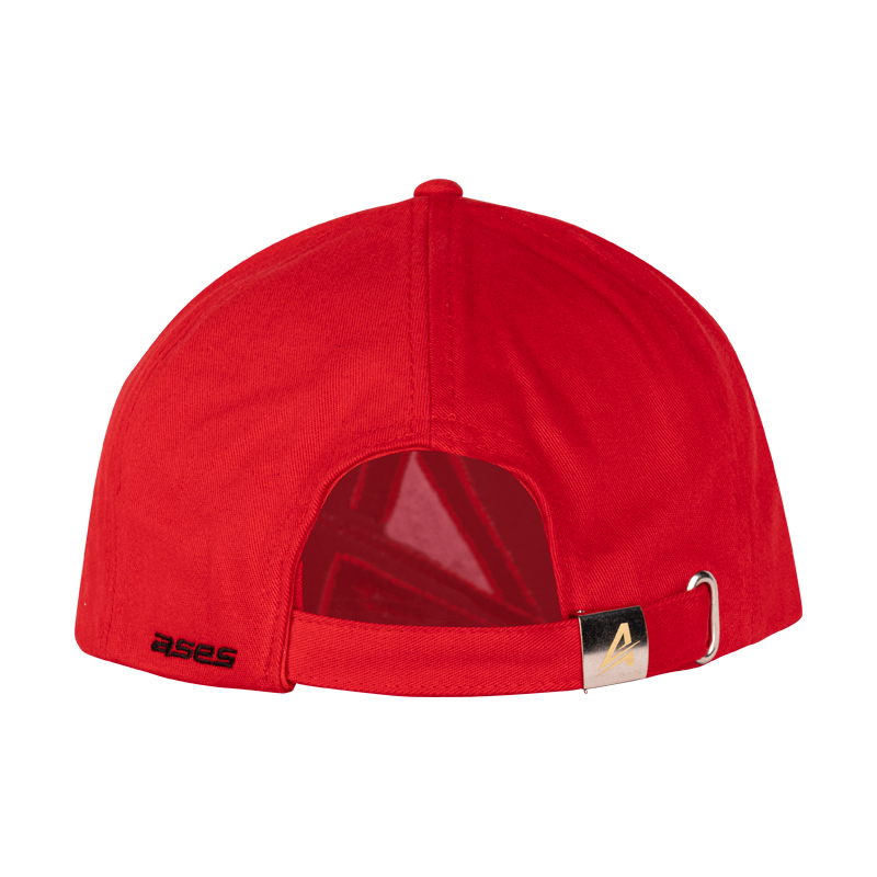 ASES - Ases Team Şapka Kırmızı (1)