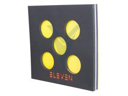 ELEVEN - ELEVEN LARP HEDEF 80 X 80 X 7 CM 5 HOLES 18CM