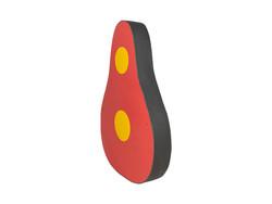 PARS - Pars Puta 110X77X14 Göbekli Kırmızı (1)