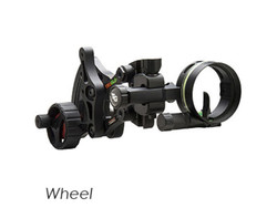 TRUGLO - Truglo Nişangah Range Rover Wheel .019 Siyah (1)